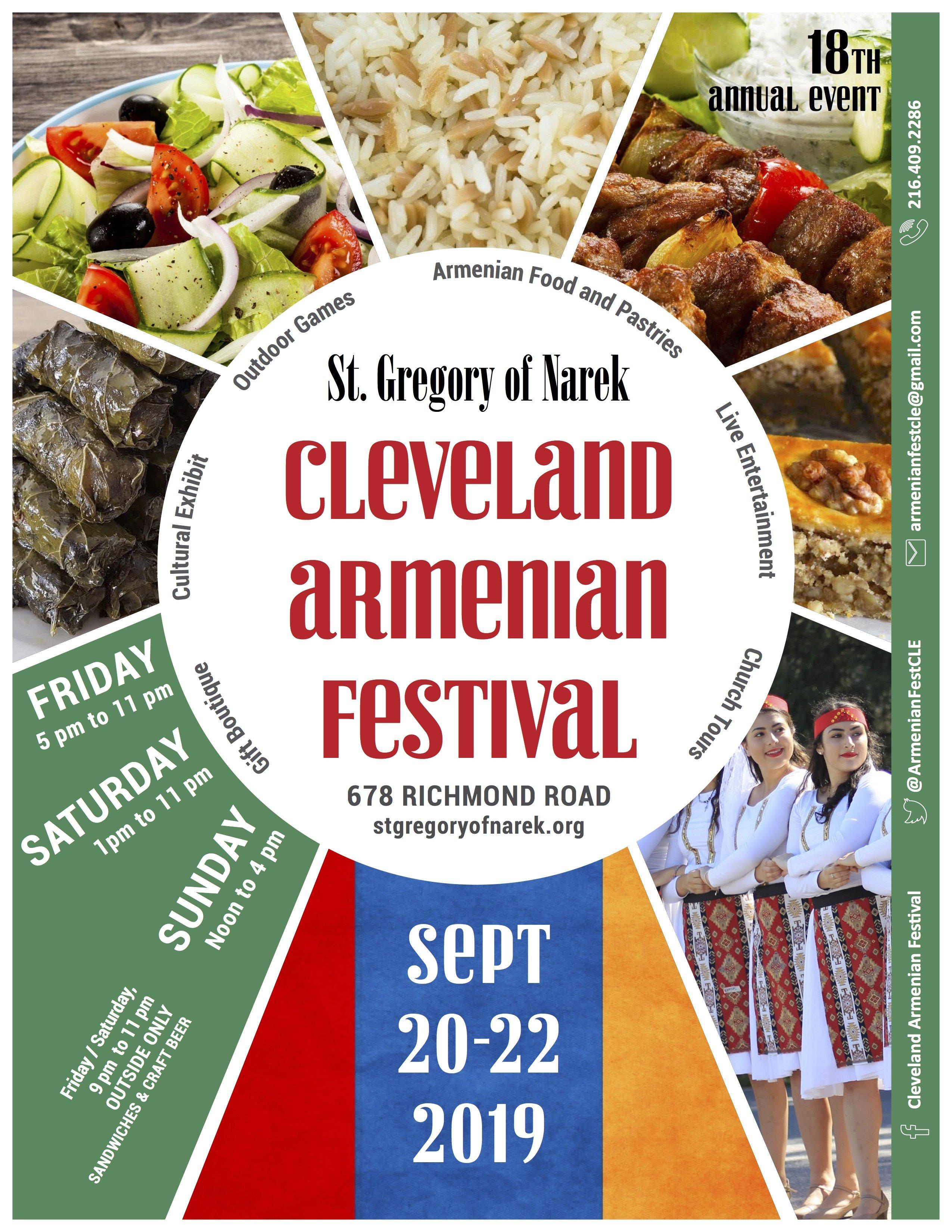 Armenian Festival in Cleveland