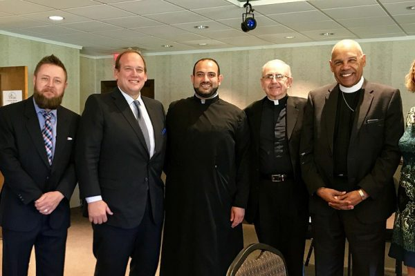 Cleveland Hosts Inter-Church Leaders
